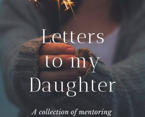 book cover for Letters to my Daughter