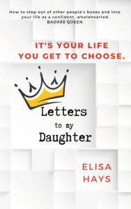 book cover of Letters to my Daughter