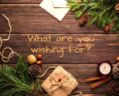 What are you wishing for?